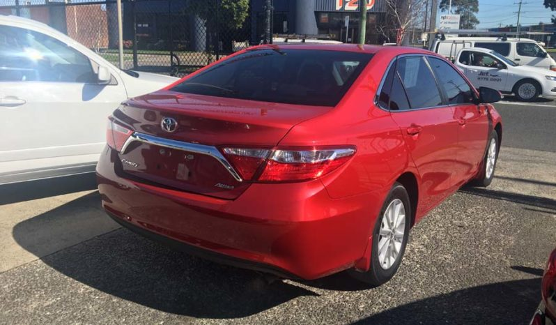 2015 Toyota Camry Altise Sedan 2.5i ( Finance $120 PW ) full