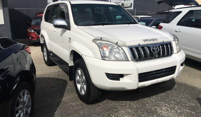 2006 Toyota Landcruiser Prado GX Wagon Man 4×4 3.0DT ( Finance $99pw*) full