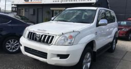 2006 Toyota Landcruiser Prado GX Wagon Man 4×4 3.0DT ( Finance $99pw*)