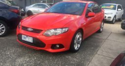 2011 Ford Falcon XR6 Sedan Spts Auto 6sp 4.0i ( Finance $85 pw*