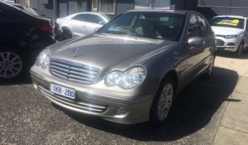 2004 Mercedes-Benz C180 Kompressor Classic Sedan Auto 5sp 1.8SC