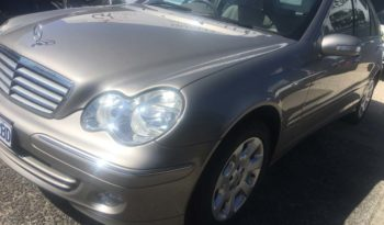 2004 Mercedes-Benz C180 Kompressor Classic Sedan Auto 5sp 1.8SC (Finance $49pw) full
