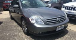 2005 Nissan Maxima Ti Sedan Auto 4sp 3.5i **Finance $59 PW**
