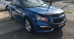 2015 Holden Cruze SRi-V Sedan Auto 1.6 Finance $55pw