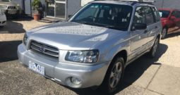 2003 Subaru Forester XS Luxury Wagon 5dr Auto 4sp AWD 2.5i **Finance 65PW***