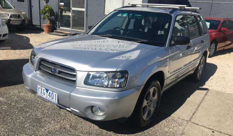2003 Subaru Forester XS Luxury Wagon 5dr Auto 4sp AWD 2.5i **Finance 65PW*** full