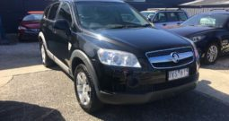 2007 Holden Captiva CX Wagon Auto AWD 3.2i **FINANCE $55pw*