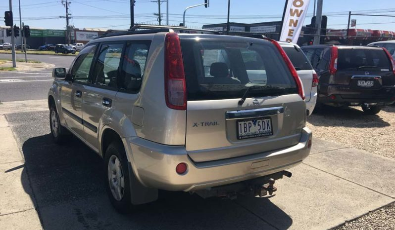 2004 Nissan X-Trail ST Wagon Auto 4×4 2.5 ** $42PW** full