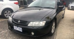 2002 Holden Commodore VY S Sedan ( Finance $43 pw*)