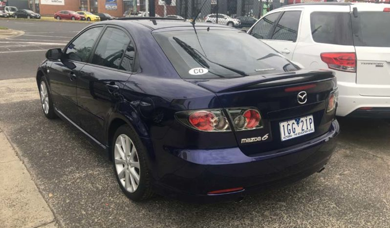 2005 Mazda 6 Luxury Sports Hatchback 5dr Spts Auto 5sp 2.3i (Finance $55pw** full
