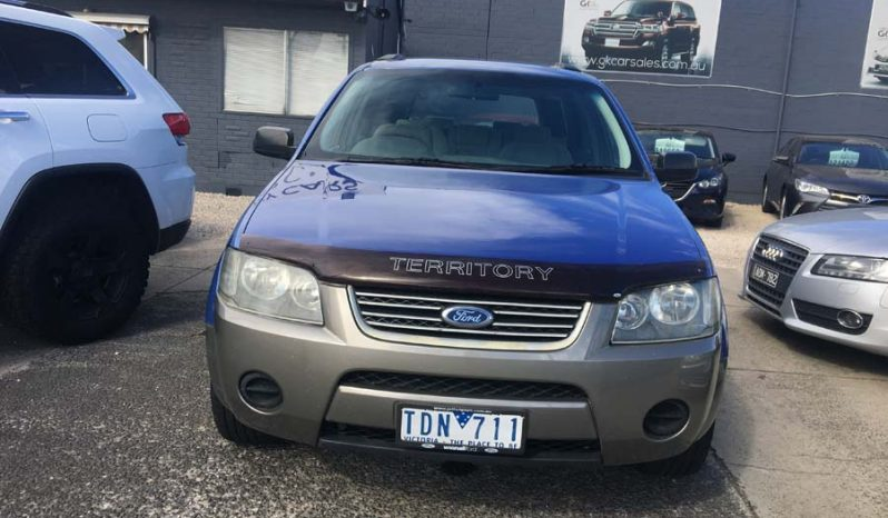 2004 Ford Territory Wagon Spts Auto 4.0i *Easy to Finance 46pw* full