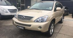 2008 Lexus RX400h wagon 5dr 4×4 3.3i 123kW Hybrid **Finance 75PW***