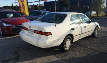 1997 Toyota Camry Sedan Auto 4sp 2.2i full