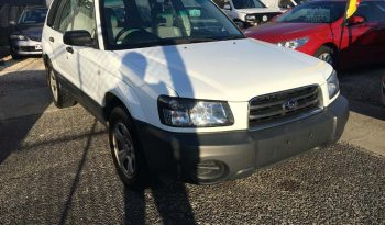 2003 Subaru Forester X Wagon 5dr Manual AWD**Finance 65PW*** full