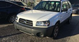 2003 Subaru Forester X Wagon 5dr Manual AWD**Finance 65PW***