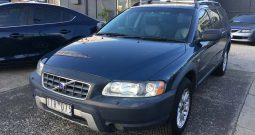 2005 Volvo XC70 Wagon Spts Auto 4×4 **Finance 65PW***