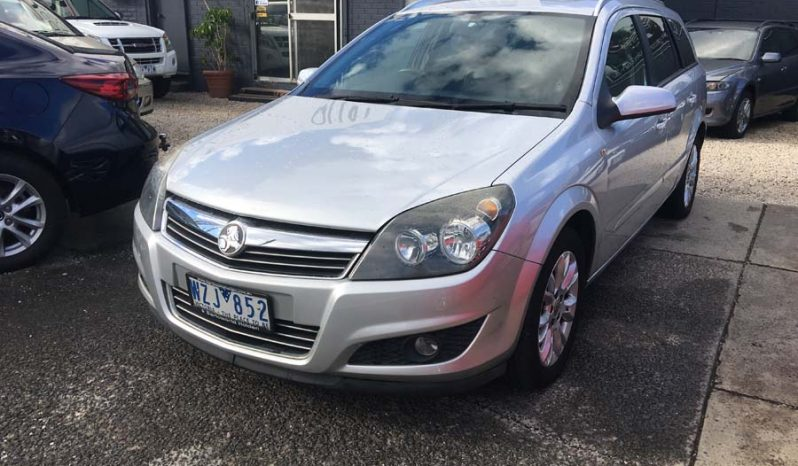 2009 Holden Astra CDTI Wagon 5dr Spts Auto 6sp 1.9DT **Finance 63PW** full