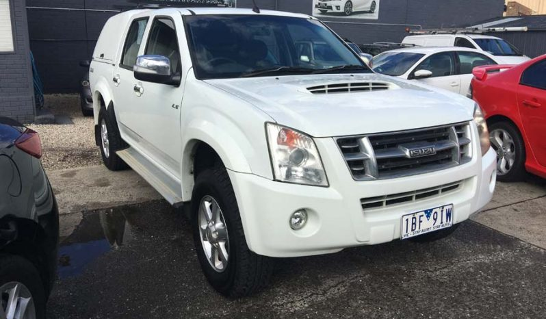 2009 Isuzu D-MAX LS Utility Dual Cab Auto 4sp 4×2 3.0DT **Finance 89PW** full