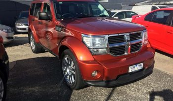 2007 Dodge Nitro SXT Wagon 5dr Spts Auto 4WD 2.8DT **Finance 85PW*** full