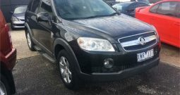 2010 Holden Captiva Wagon 7st Spts Auto AWD 3.2 **FINANCE $69pw*