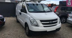 2012 Hyundai iLoad Van 5dr Man 6sp 2.5DT (*Finance $118pw*)