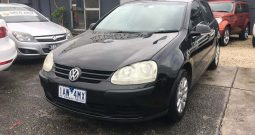 2005 Volkswagen Golf Comfortline Hatchback 5dr Man1.9DT *Finance 65PW*