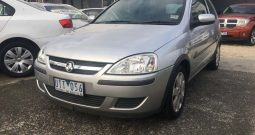 2004 Holden Barina SRi Hatchback 3dr Man 5sp 1.8i **Finance 42PW**