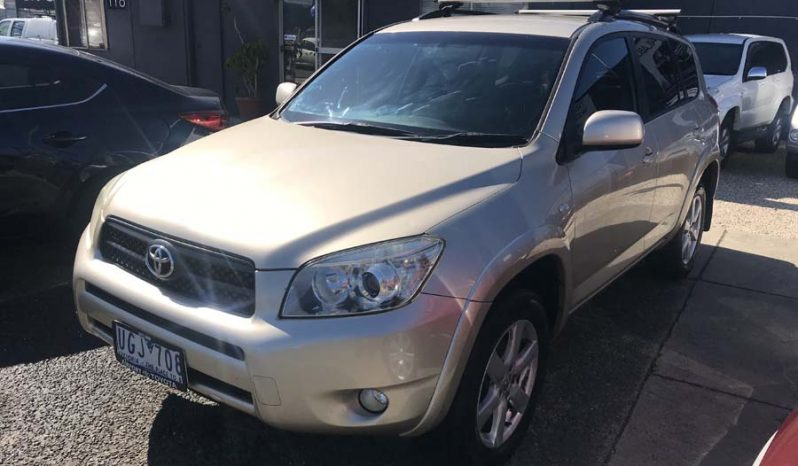 2006 Toyota RAV4 Cruiser Wagon (*Finance $88pw*) full