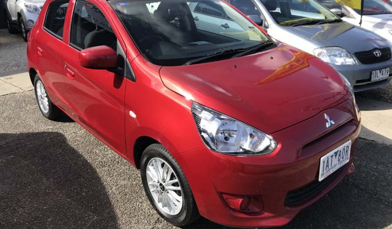 2014 Mitsubishi Mirage LA Sport Hatchback 5dr 1.2i) **Finance 75PW*** full