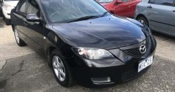 2008 Mazda 3 Maxx Sport Sedan 4dr Spts Auto 2.0i (Finance $69pw*)