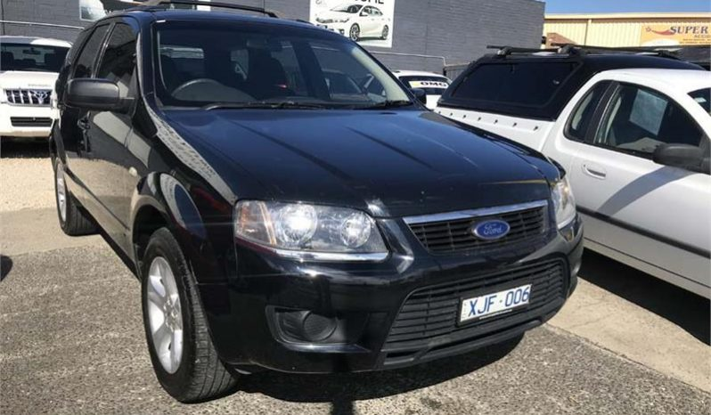 2009 Ford Territory Wagon Spts Auto 4.0i *Easy to Finance 65pw* full