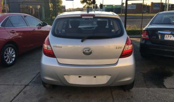 2010 Hyundai i20 Active Hatchback 3 dr Man1.4 (*Finance $49pw*) full