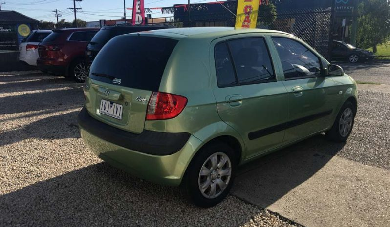 2010 Hyundai Getz S Hatchback 5dr Man 1.6  (*Finance $49pw*) full