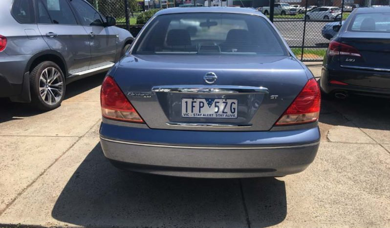 2003 Nissan Pulsar N16 S2 MY03 ST Hatchback 5dr Auto 4sp 1.8i **Finance $55 PW** full
