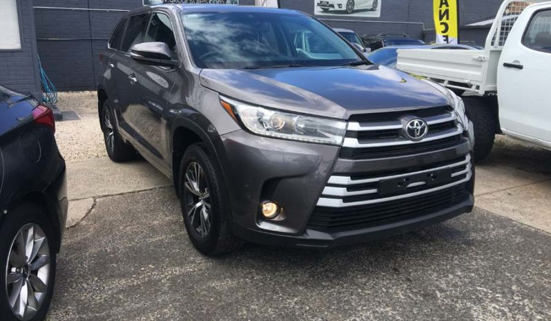 2017 Toyota Kluger GSU50R Wagon 7st 5dr Spts Auto 5sp ( Finance $165pw* ) full