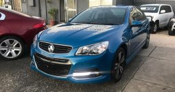 2015 Holden Commodore 2015 SV6 Storm Sedan 4dr Spts Auto 6sp 3.6 (*Finance $154pw*)