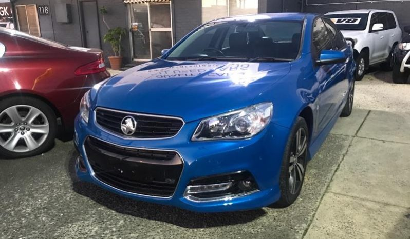 2015 Holden Commodore 2015 SV6 Storm Sedan 4dr Spts Auto 6sp 3.6 (*Finance $154pw*) full