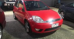 2005 Ford Fiesta Ghia Hatchback 5dr Manual 4sp 1.6i  (Finance $59pw*