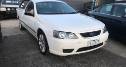 2006 Ford Falcon Ute BF Super Cab Auto 4.0i LPG (Finance 75 pw*)