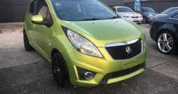 2012 Holden Barina Spark CD Hatchback 5dr Manual 5sp 1.2 (Finance $62pw*)