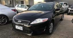 2014 Ford Mondeo LX Auto Pwrshift Diesel Wagon 2.3 (Finance $95pw*)
