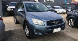 2009 Toyota RAV4 Wagon Auto (*Finance $47pw*)