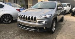 2014 Jeep Cherokee Limited Wagon Auto 4×4 3.2 Finance $145pw*