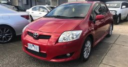2009 Toyota Corolla Ascent Hatchback 5dr Auto 1.8 ( finance-36pw)