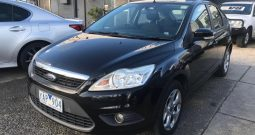 2010 Ford Focus Sedan LX 4dr Auto Hatchback 4sp 2.0 (Finance $31pw* )
