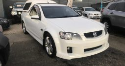 2010 Holden Ute SV6 Utility Cab 2dr Spts Auto 6sp 3.6 (Finance $79 pw*)