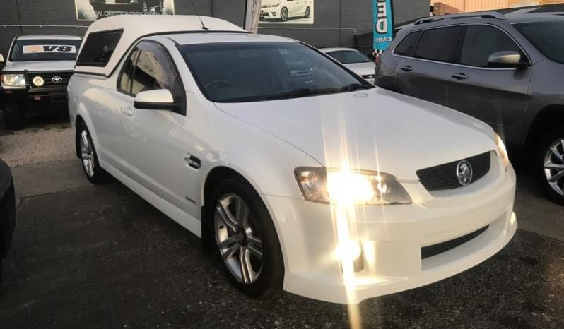 2010 Holden Ute SV6 Utility Cab 2dr Spts Auto 6sp 3.6 (Finance $79 pw*) full