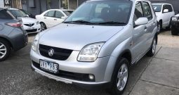 2004 Holden Cruze CD Wagon 5dr Auto Finance $34pw