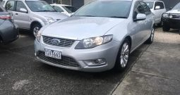 2008 Ford Falcon FG G6E Sedan Spts Auto 6sp 4.0i  LPG only ( Finance $85 pw)