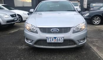 2008 Ford Falcon FG G6E Sedan Spts Auto 6sp 4.0i  LPG only ( Finance $85 pw) full